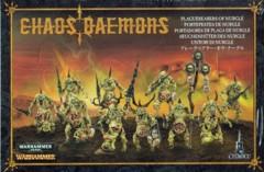 Chaos Daemons Plaguebearers of Nurgle