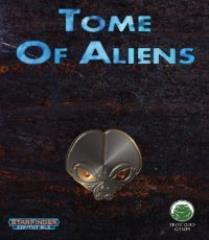 Starfinder Tome of Aliens