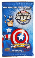Super Hero Squad Booster Pack