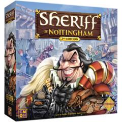 Sheriff of Nottingham: 2nd Edition