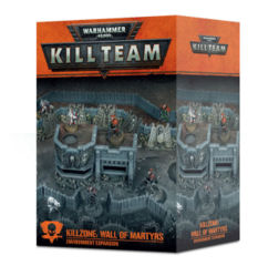 Kill Team: Wall of Martyrs Environment Expansion