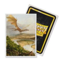Dragon Shield Sleeves: Art - The Oxbow