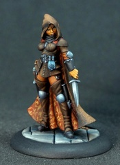 Reaper Special Edition: 25th Anniversary Tara the Silent, Female Thief