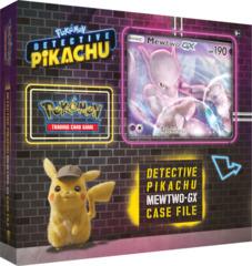 Detective Pikachu Mewtwo GX Case File