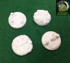 25mm Rocks and Gears Assortment - 001