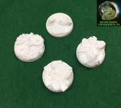 25mm Rocks and Gears Assortment - 002