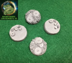 25mm Gears/Industrial Bases - 003