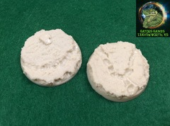 40mm Lava/Water Bases - 007