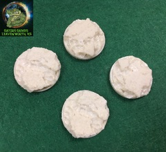 25mm Lava/Water Bases - 016