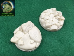 40mm Rocky Bases - 026