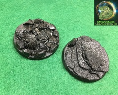 40mm Rocky Bases - 029