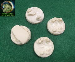 25mm Rocky Assortment Bases - 035