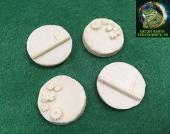 25mm Gears/Industrial Bases - 036