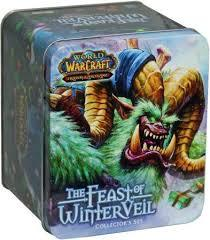 Feast of Winter Veil Collectors Tin