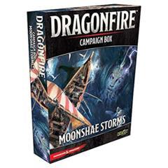 Dragonfire Campaign Box: Moonshae Storms