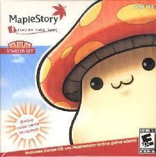 Maple Story Starter Pack