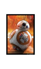 Star Wars Limited Edition Card Sleeves - BB-8 - 50ct