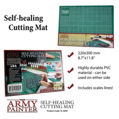The Army Painting: Self-Healing Cutting Mat