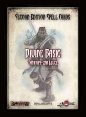 Pathfinder 2E - Spell Cards : Divine Basic