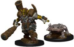 Wardlings: Mud Orc & Mud Puppy