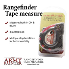 Army Painter - Range Finder Tape Measure
