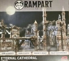 Rampart Modular Terrain - Eternal Cathedral