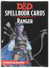 Dungeons and Dragons Spellbook Cards - Ranger Deck