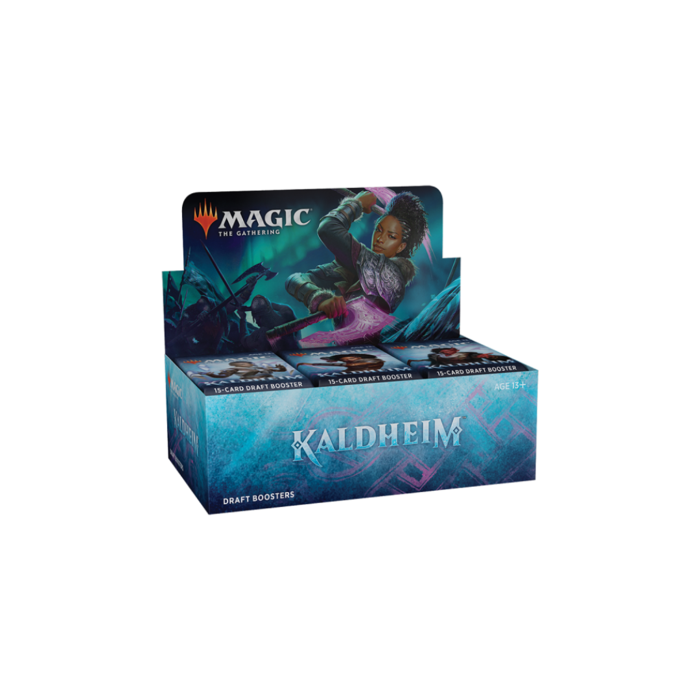 Kaldheim Draft Booster Box (PREORDER)