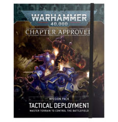 Warhammer 40k : Chapter Approved - Tactical Deployment