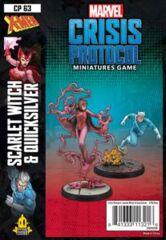 Marvel : Crisis Protocol - Scarlet Witch & Quicksilver