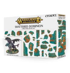 Age of Sigmar: Shattered Dominion Large Base Detail Kit