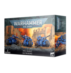 Warhammer 40000 : Space Marines Outriders