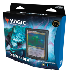 Kaldheim Commander Deck - Phantom Premonition UW (PREORDER)
