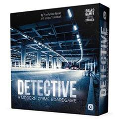 Detective : A Modern Crime Board Game