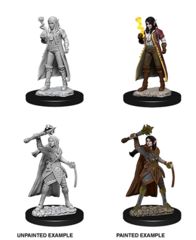 Nolzur's Marvelous Unpainted Miniatures - Female Elf Cleric