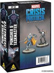 Marvel : Crisis Protocol - Punisher and Taskmaster