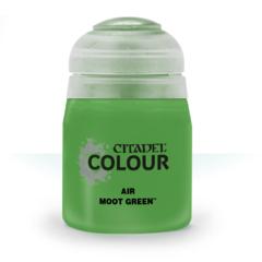 Air: Moot Green