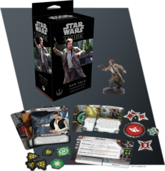 Star Wars: Legion - Princess Han Solo Commander Expansion