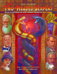 Call of Cthulhu : The Two-Headed Serpent