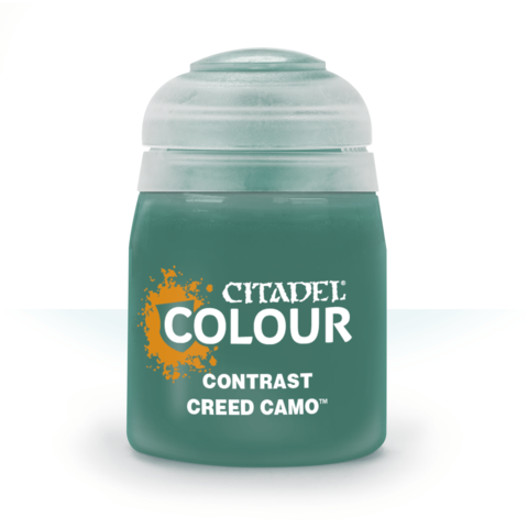 Contrast: Creed Camo