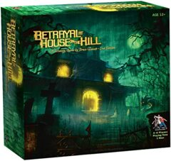 Betrayal at House on the Hill (3rd Edition)