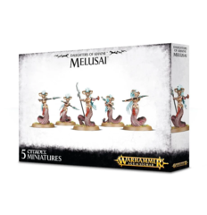 Warhammer Age of Sigmar - Daughters of Khaine : Melusai