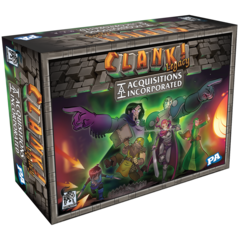 Clank! Legacy Aquisitions Incorporated