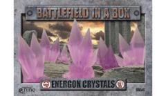 Battlefield in a Box - Energon Crystals