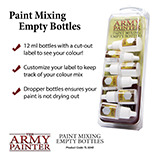 Army Painter - Empty Mixing Bottles