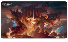 Ultra Pro - Ikoria: Lair of Behemoths Playmat - Planeswalker Symbol