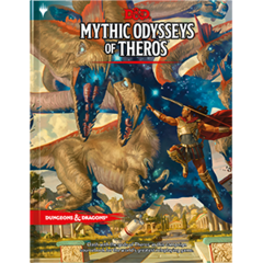 Dungeons and Dragons 5th Edition : Mythic Odysseys of Theros