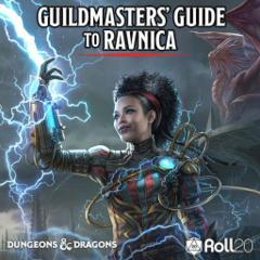 Icons of the Realms - Guildmaster's Guide to Ravnica Booster Pack