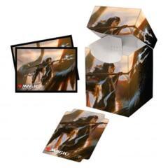 Ultra Pro - Commander Legends Liesa Combo Pro 100+ Deck Box and 100ct Sleeves