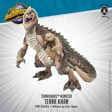 Monsterpocalypse Monster Expansion Terra Khan